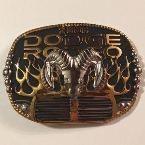 Montana Silversmith 2006 Dodge Rodeo Buckle